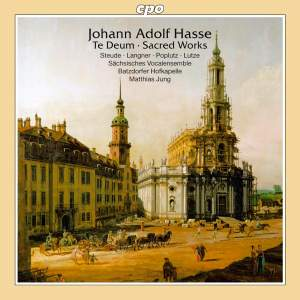 Hasse: Sacred Works
