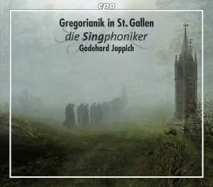 Gregorianik in St. Gallen