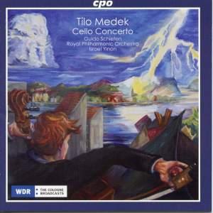 Tilo Medek - Cello Concerto