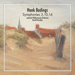 Henk Badings: Symphonies Volume 2
