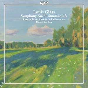 Louis Glass: Complete Symphonies, Vol. 1