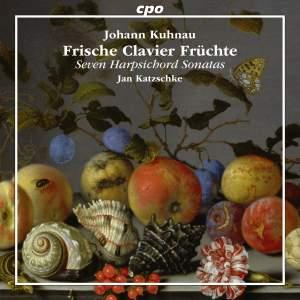 Kuhnau: Frische Clavier-Früchte