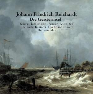 Reichardt, J F: Die Geisterinsel