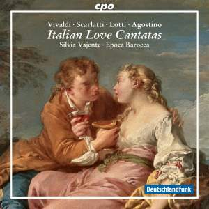 Italian Love Cantatas