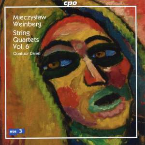 Weinberg: String Quartets Volume 6