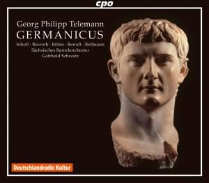 Telemann: Germanicus, TVWV deest