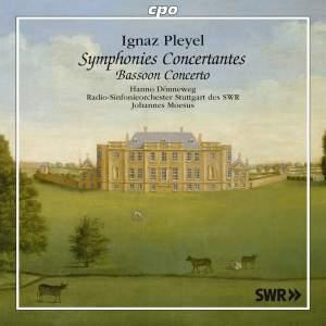 Pleyel: Symphonies Concertantes & Bassoon Concerto