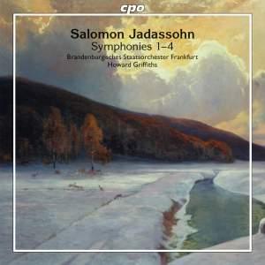 Jadassohn: Symphonies Nos. 1-4