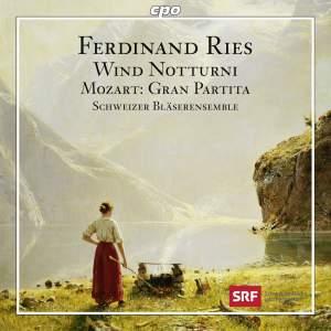 Ferdinand Ries: Wind Notturni