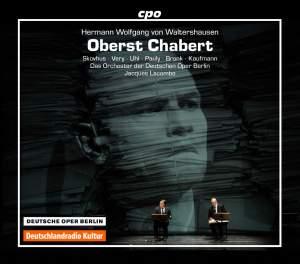 Waltershausen: Oberst Chabert