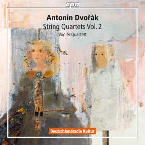 Dvorak: String Quartets Vol. 2