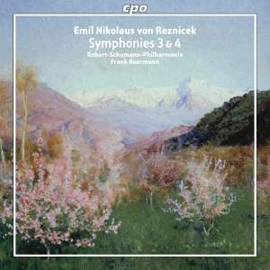 Reznicek: Symphonies Nos. 3 & 4