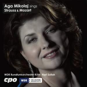 Aga Mikolaj sings Strauss & Mozart
