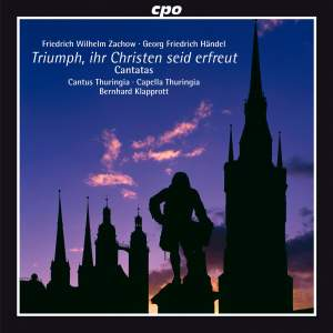 Easter Cantatas from Halle