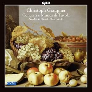 Graupner: Concerti e Musica di tavola Product Image