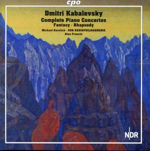 Kabalevsky: The Complete Works for Piano & Orchestra