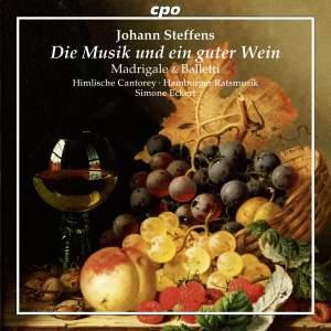 Johann Steffens: Die Musik und ein guter Wein