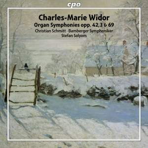 Widor: Organ Symphonies Volume 2