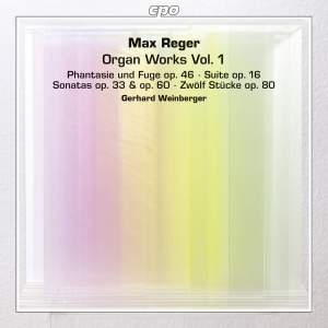 Reger: Organ Works, Vol. 1
