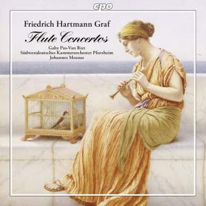 Graf: Flute Concertos