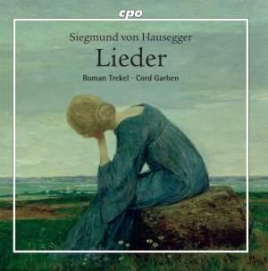 Hausegger: Lieder