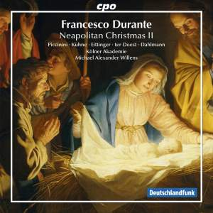 Durante: Neapolitan Music for Christmas Volume II
