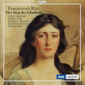 Ries, Ferdinand: Der Sieg des Glaubens