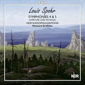 Spohr: Symphonies Volume 4