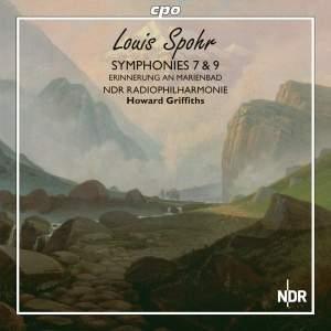Spohr: Symphonies Volume 5