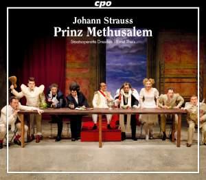 Strauss, J, II: Prinz Methusalem