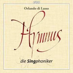 Lasso: Hymnus Product Image