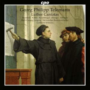 Telemann: Luther Cantatas Product Image
