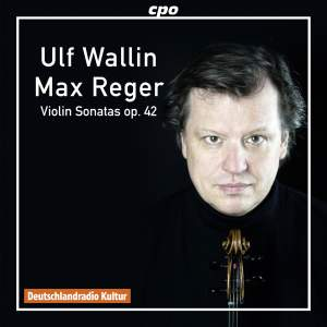 Reger: Sonatas (4) for solo violin, Op. 42