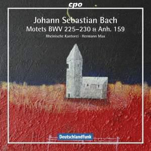 JS Bach: Motets BWV 225 – 230 & BWV Anh.159