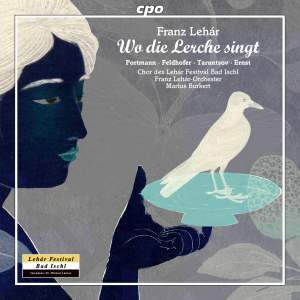 Lehár: Wo die Lerche singt (Czardas)