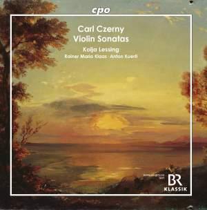 Carl Czerny: Violin Sonatas