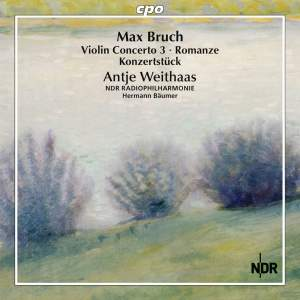 Bruch: Complete Works for Violin and Orchestra Vol. 3