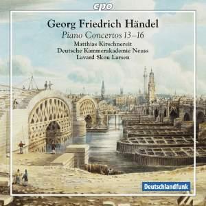 Handel: Piano Concertos Nos. 13-16 Product Image