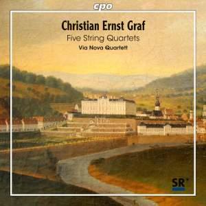 Graaf: Five String Quartets