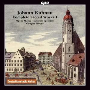 Kuhnau: Complete Sacred Works, Vol. 1 Product Image