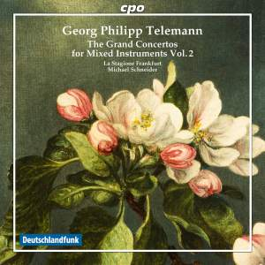 Telemann: The Grand Concertos for Mixed Instruments, Vol. 2 Product Image