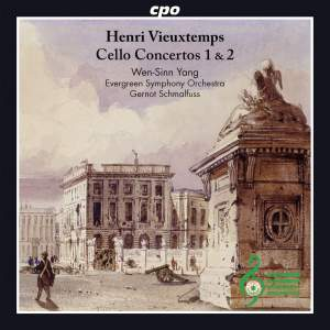 Vieuxtemps: Cello Concertos