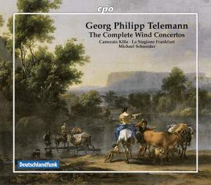 Telemann: The Complete Wind Concertos