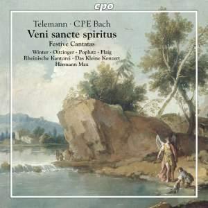 Telemann: Veni sancte spiritus