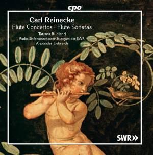 Reinecke: Flute Concertos & Flute Sonatas