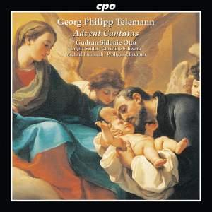 Telemann: Advent Cantatas