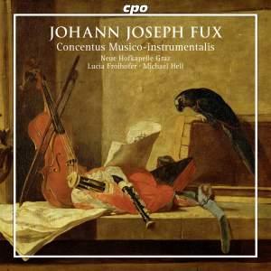 Fux: Concentus musico instrumentalis