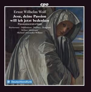 Wolf, E W: Jesu, deine Passion will ich jetzt bedenken Product Image