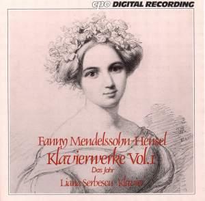 Fanny Mendelssohn-Hensel: Keyboard Music, Vol. 1