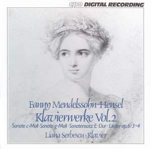 Fanny Mendelssohn-Hensel: Keyboard Music, Vol. 2